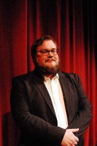Composer Austin Schlichting