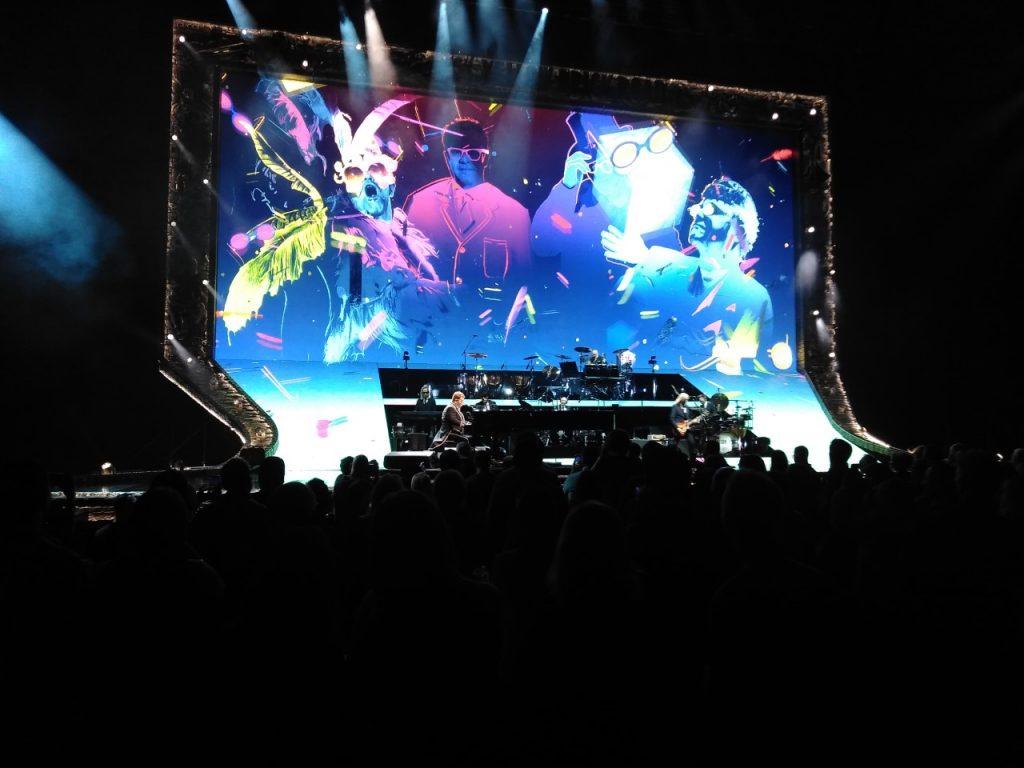 Elton John's Farewell Yellow Brick Road Tour