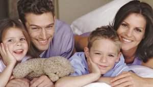 Полноценная семья для всех детей-сирот.