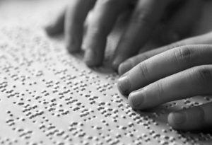 Книги для слепых