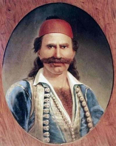 Σαν σήμερα εκτελέστηκε ο Οδυσσέας Ανδρούτσος στην Ακρόπολη των Αθηνών