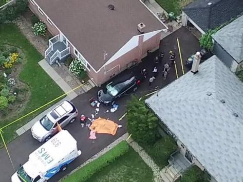 ΑΠΙΣΤΕΥΤΟ Τοξοβόλος δολοφόνησε τρία άτομα στον Καναδά (Βίντεο)