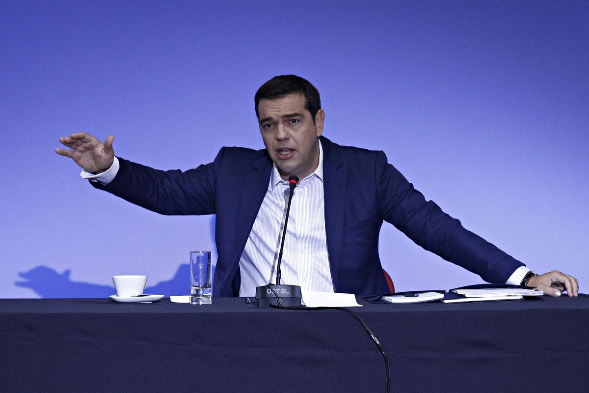 Τσίπρας στην Ευρωμεσογειακή Σύνοδο Οι πιστωτές να τηρήσουν τις δεσμεύσεις για το χρέος
