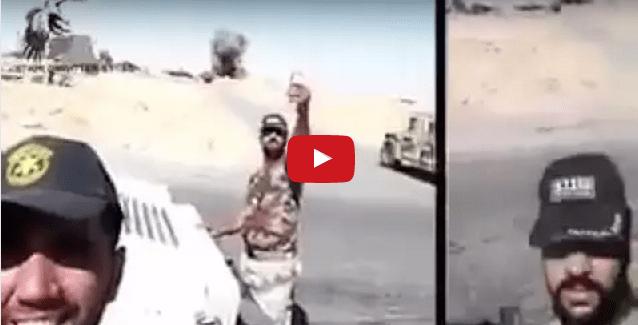 ΑΠΙΣΤΕΥΤΟ! Ιρακινός βγάζει Selfie την ώρα που ανατινάζεται Βομβιστής με παγιδευμένο αυτοκίνητο!