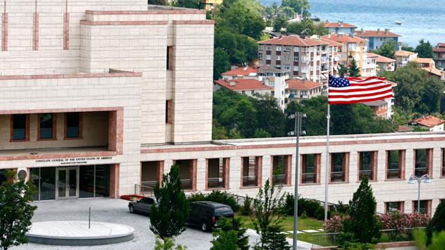"""Αμερικανικό """"μήνυμα ασφαλείας"""" για την Κωνσταντινούπολη!"""