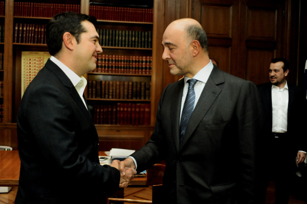 ΚΑΘΑΡΜΑΤΑ ΔΗΜΟΣΙΟΓΡΑΦΟΙ-ΑΥΤΗ είναι η απάντηση της Κομισιόν: «Εντός των ορίων της συμφωνίας με τους δανειστές οι χθεσινές εξαγγελίες του Αλ. Τσίπρα»