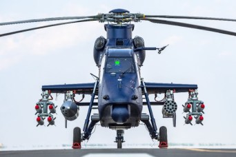 Chinahome-madeattackhelicopterZ-19-4