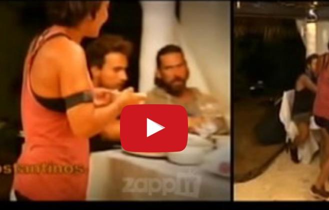 ΝΤΡΟΠΗ Δείτε το βιντεο που έδειξαν οι Τούρκοι και έκοψε ο Σκαι για να μην εκτεθεί #SurvivorGr