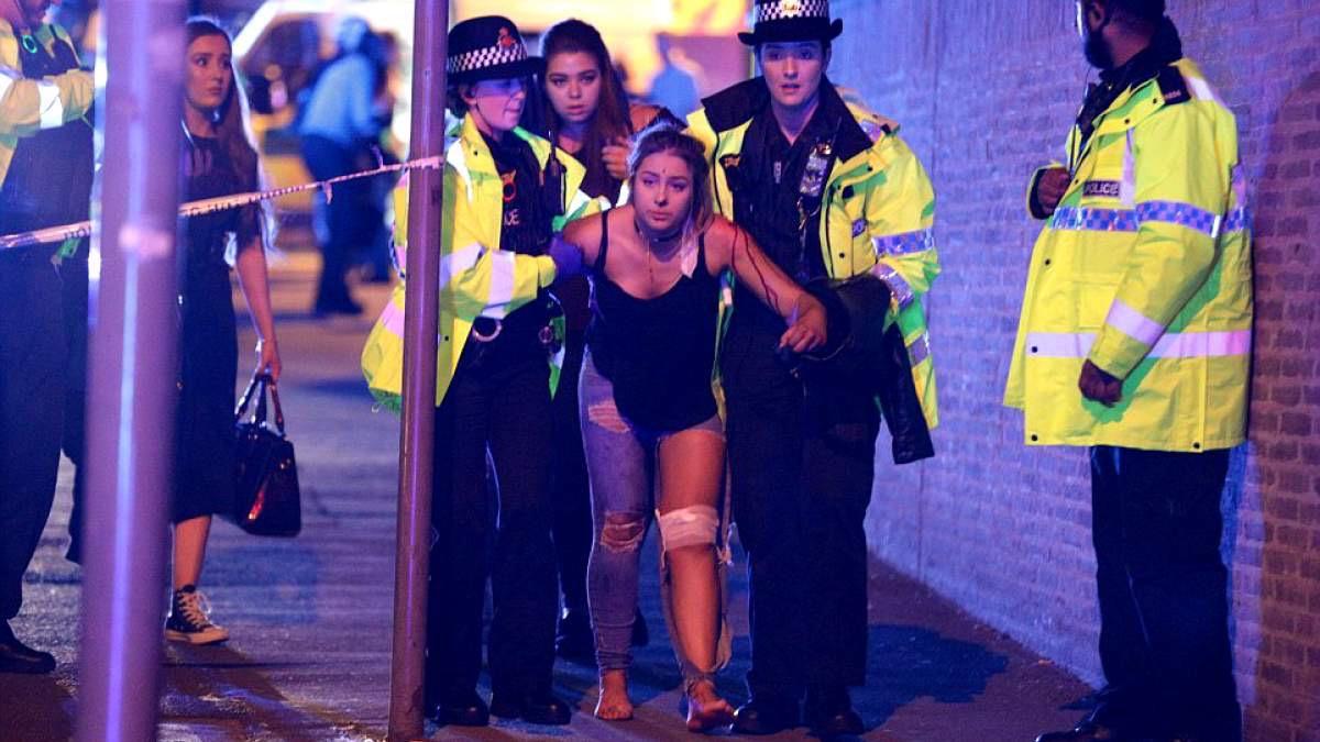 ΤΩΡΑ 20 Νεκροί 100 Τραυματίες στο #ManchesterArena ΣΟΚΑΡΙΣΤΙΚΟ ΒΙΝΤΕΟ