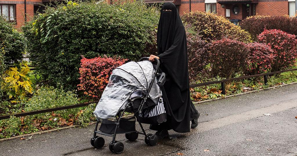 Η πόλη της Αγγλίας που κατοικείται κυρίως από μουσουλμάνους και εφαρμόζεται η σαρία