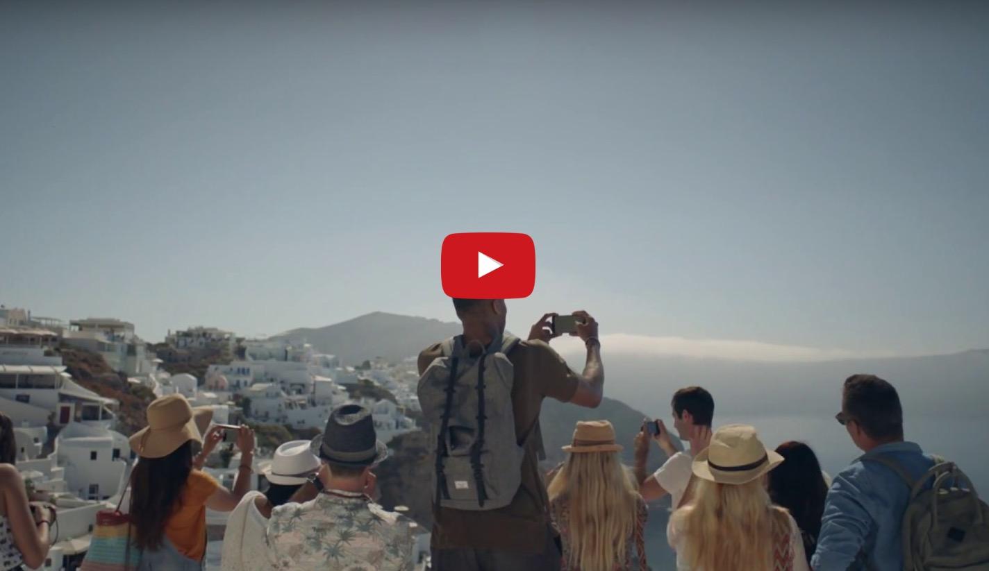 Ο Γιάννης Αντετοκούνμπο διαφημίζει την Ελλάδα σε όλο τον πλανήτη