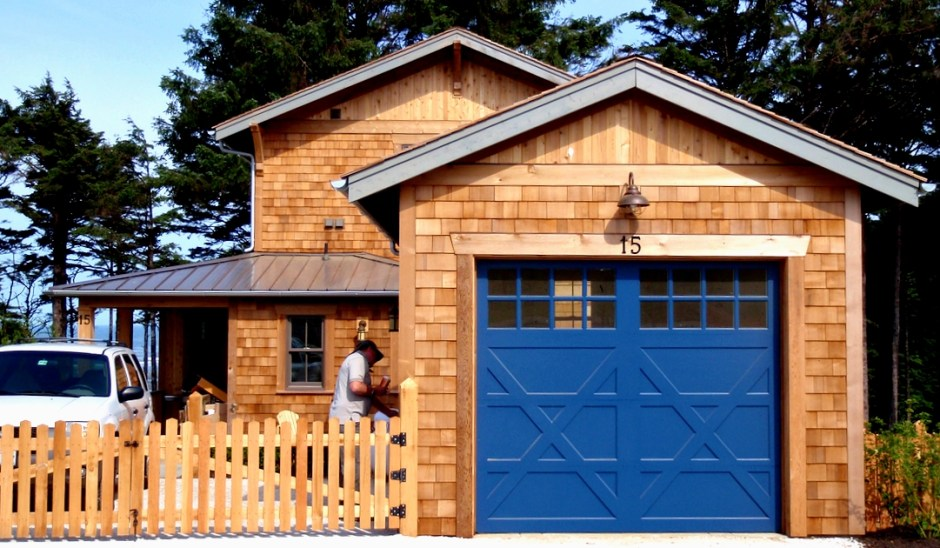 Choosing a Garage Door Color - Hung Right Doors WA