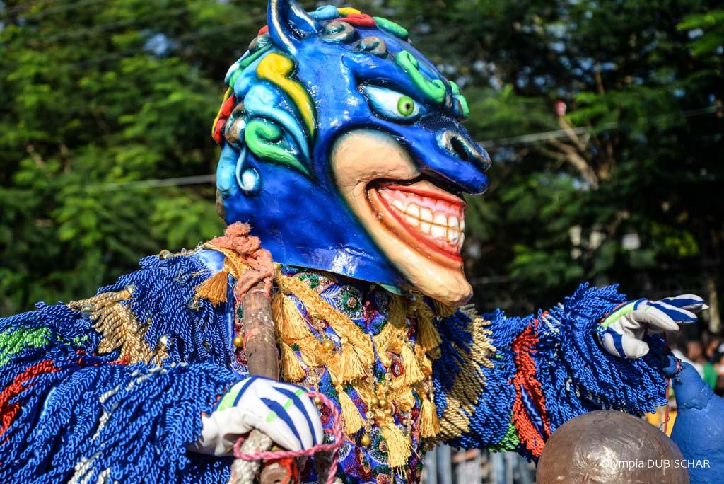 carnaval santoago