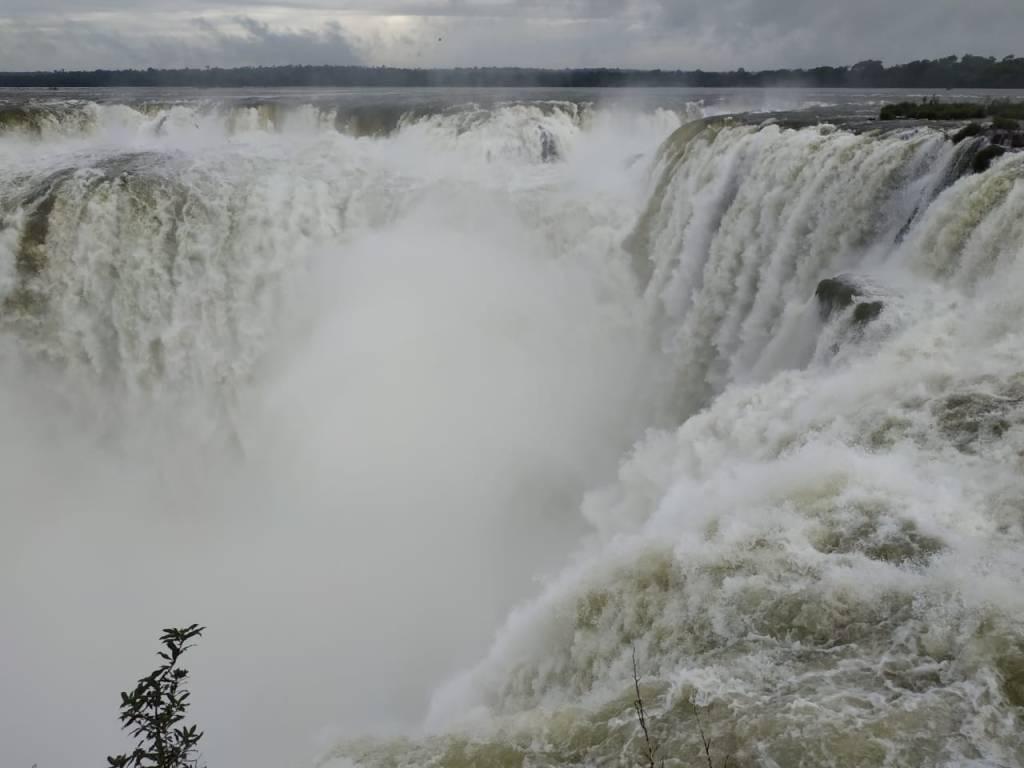 Blog voyages argentine iguazu