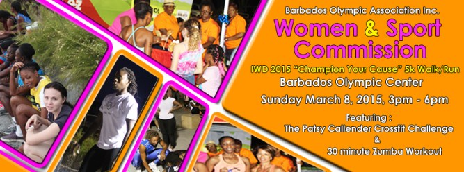 International Women's Day 2015 Barbados