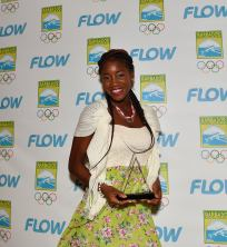 Ashley Weekes – 2016 Independence Games Champion in the Sport of Swimming.