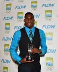 Alex Sobers – Junior Male Athlete of the Year.