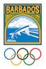 Barbados Olympic Association Logo