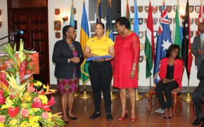 Commonwealth Day Celebration & Flag Handover