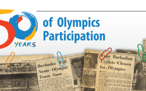 A Proud 50 Years of Olympics Participation