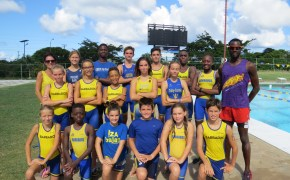 Team Barbados set to take on CARIFTA