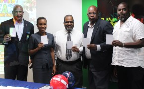 The Barbados Olympic Association Inc. celebrates International Day of Sport for Development and Peace