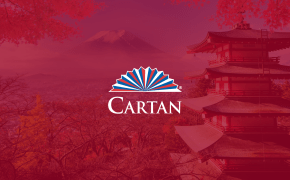 TOKYO 2020 APPROVES CARTAN AS AN OFFICIAL TICKET AGENCY