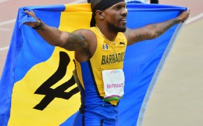 Gold for Shane Brathwaite at the 2019 Pan Am Games