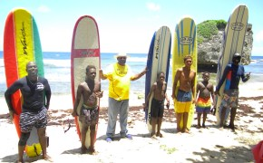 Young Paddlers Participate in the International Canoe Federation (ICF) Paddle Challenge