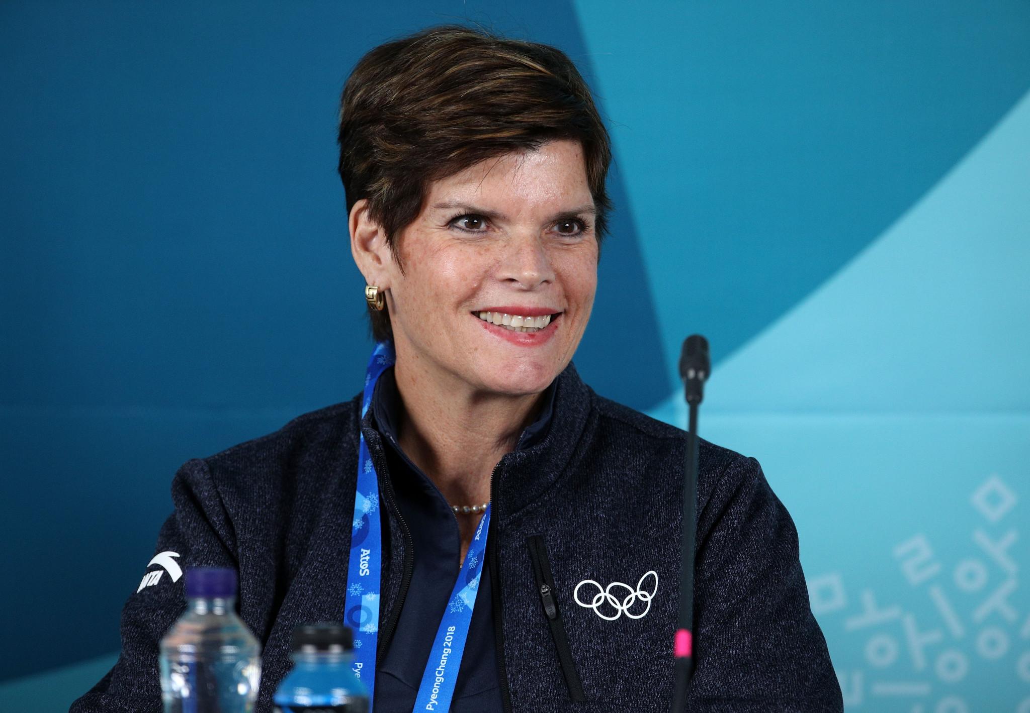 CANOC's Nicole Hoevertsz is new IOC Vice President