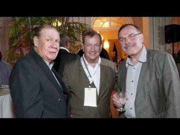 Tribute to Mr Ralph Johnson, GCM - BOA Vice President