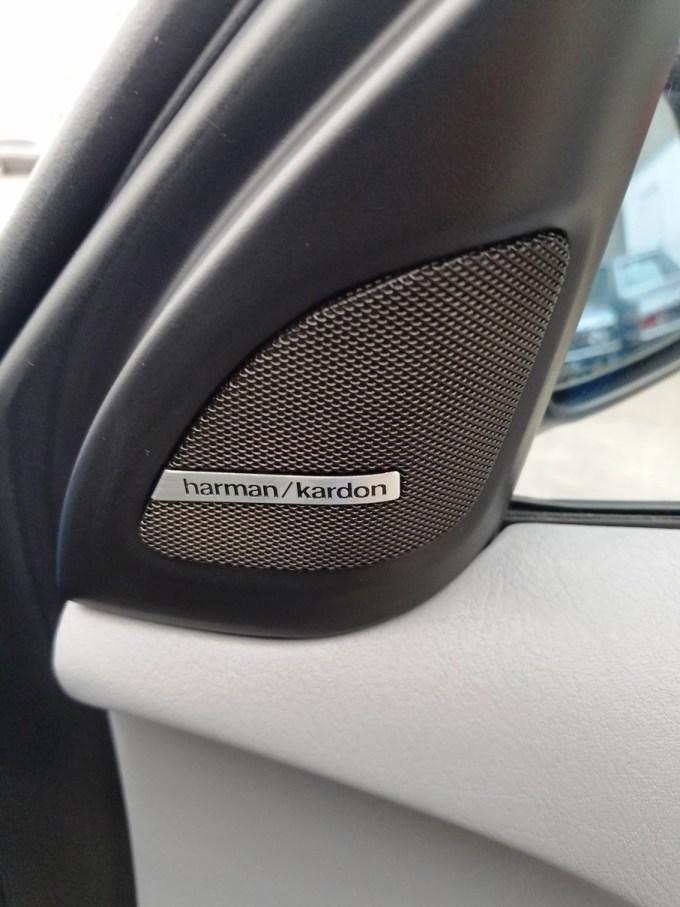 2004 BMW harmon kardon speaker