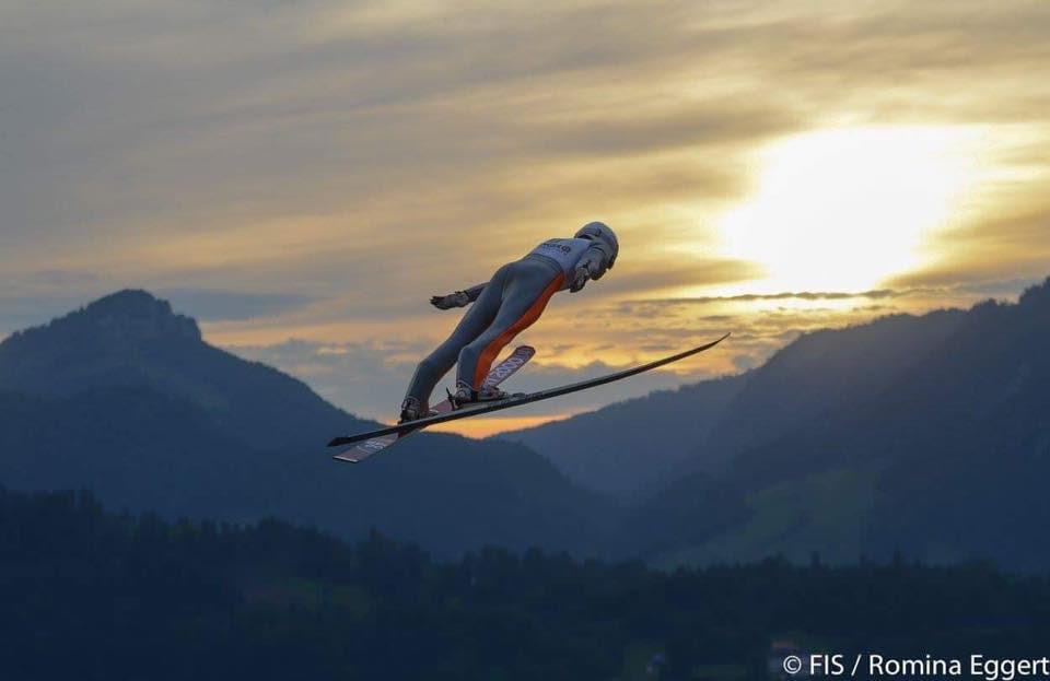 Team USA Nordic Combined – Ben Berend