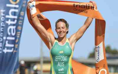 Emma Jeffcoat – 2017 Australian National Champion