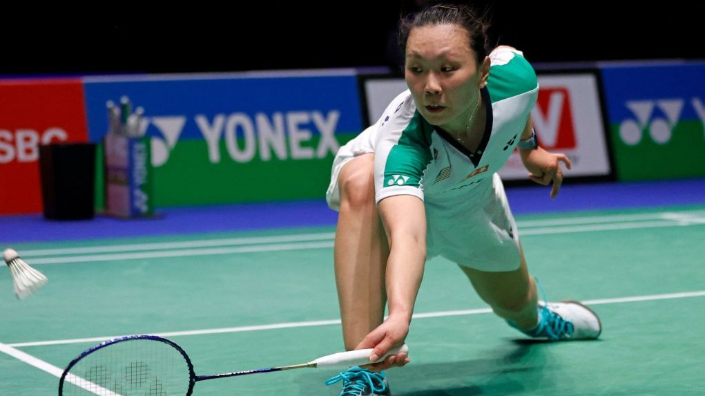 First badminton player named to U.S. Olympic team for Tokyo