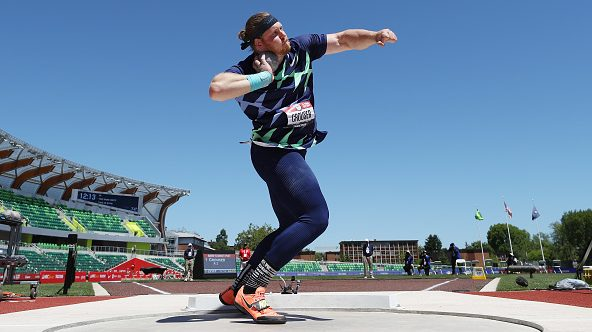 U.S. Olympic Track and Field Trials results
