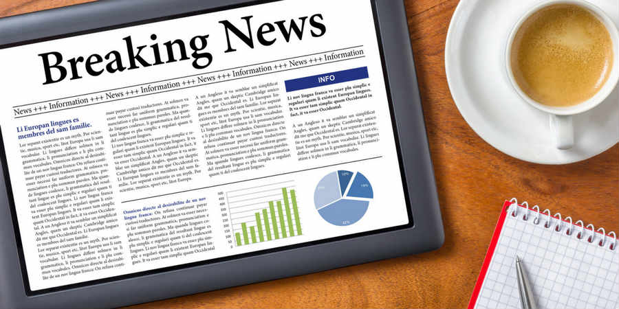 Read the latest news online