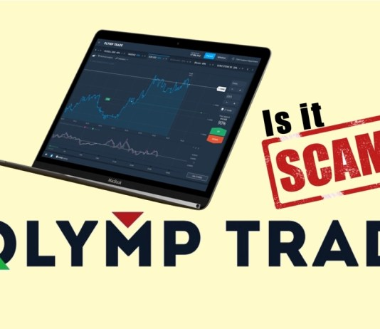 Is Olymp Trade scam or legit? Guide to check if a Option Platform is a scam