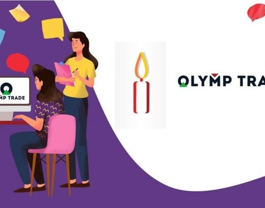 How to trade at Olymp Trade with Test Candlestick: Safe, simple and effective