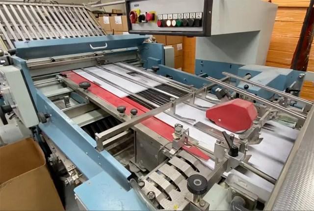 Olympus Press Warehouse Production