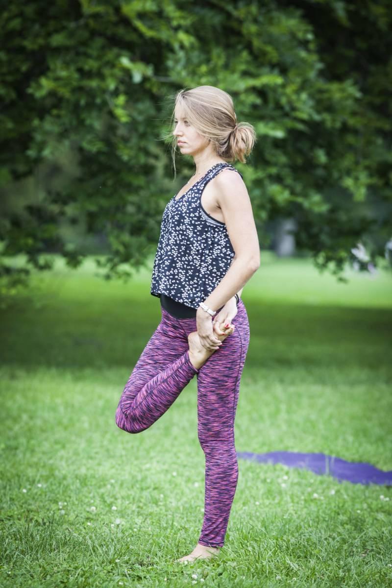 Yogalehrerin Om Stories Sandra Huber