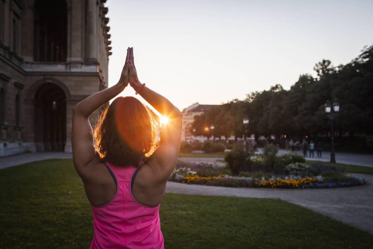 Om Stories Yoga in München