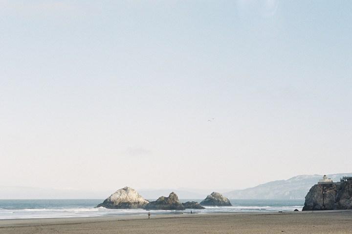 Ocean Beach, San Francisco 2018.