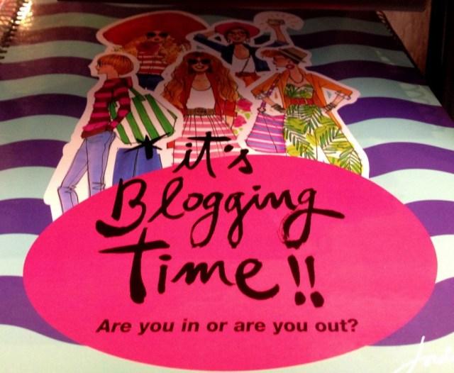 blogging-time