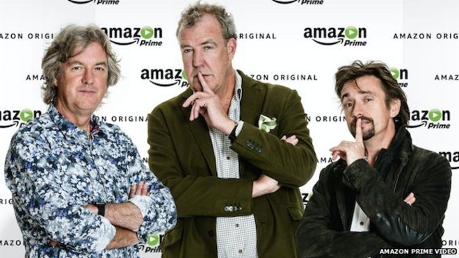 Why Amazon hired ex-Top Gear presenters for a show