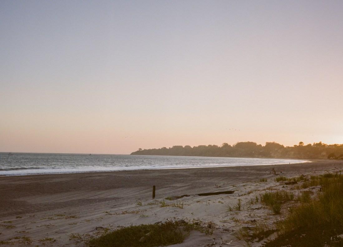 Stinson Beach (Caught on Film)