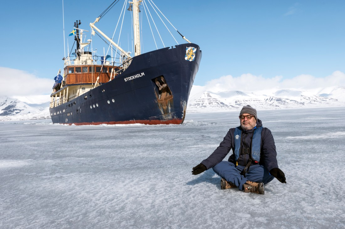 How I survived an Arctic Vacation