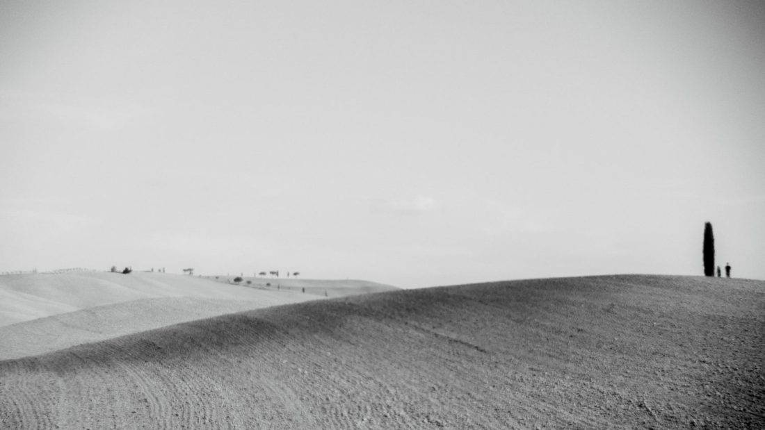 Tuscany from the lens of iPhone 8+