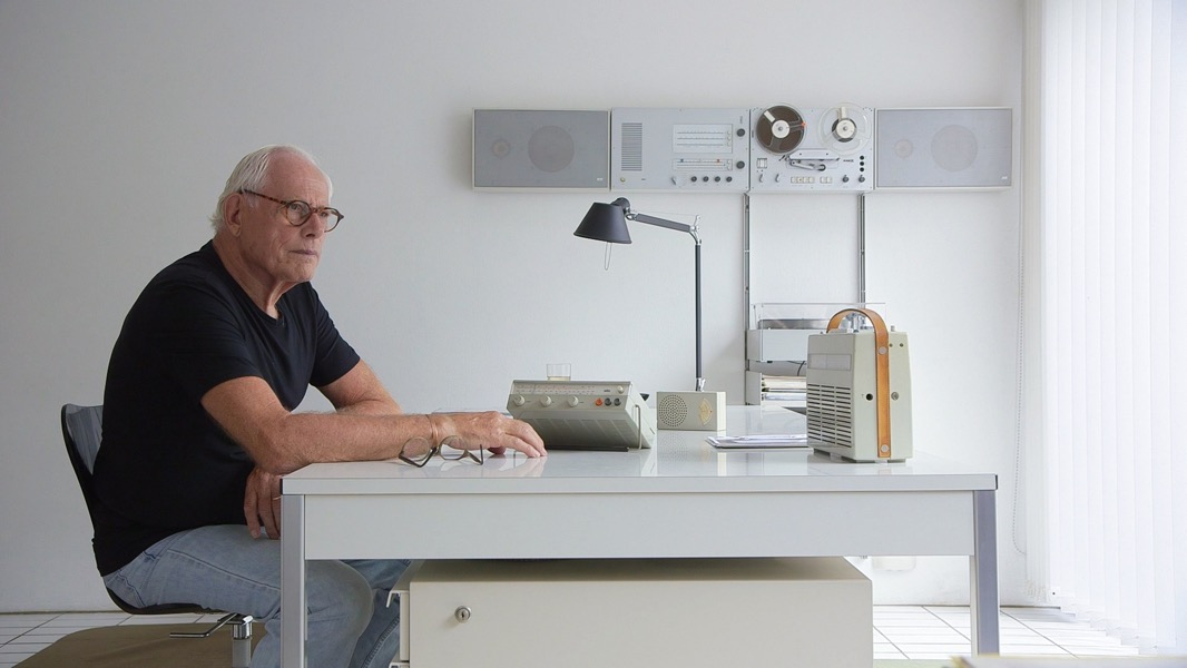Dieter Rams on what really is a designer
