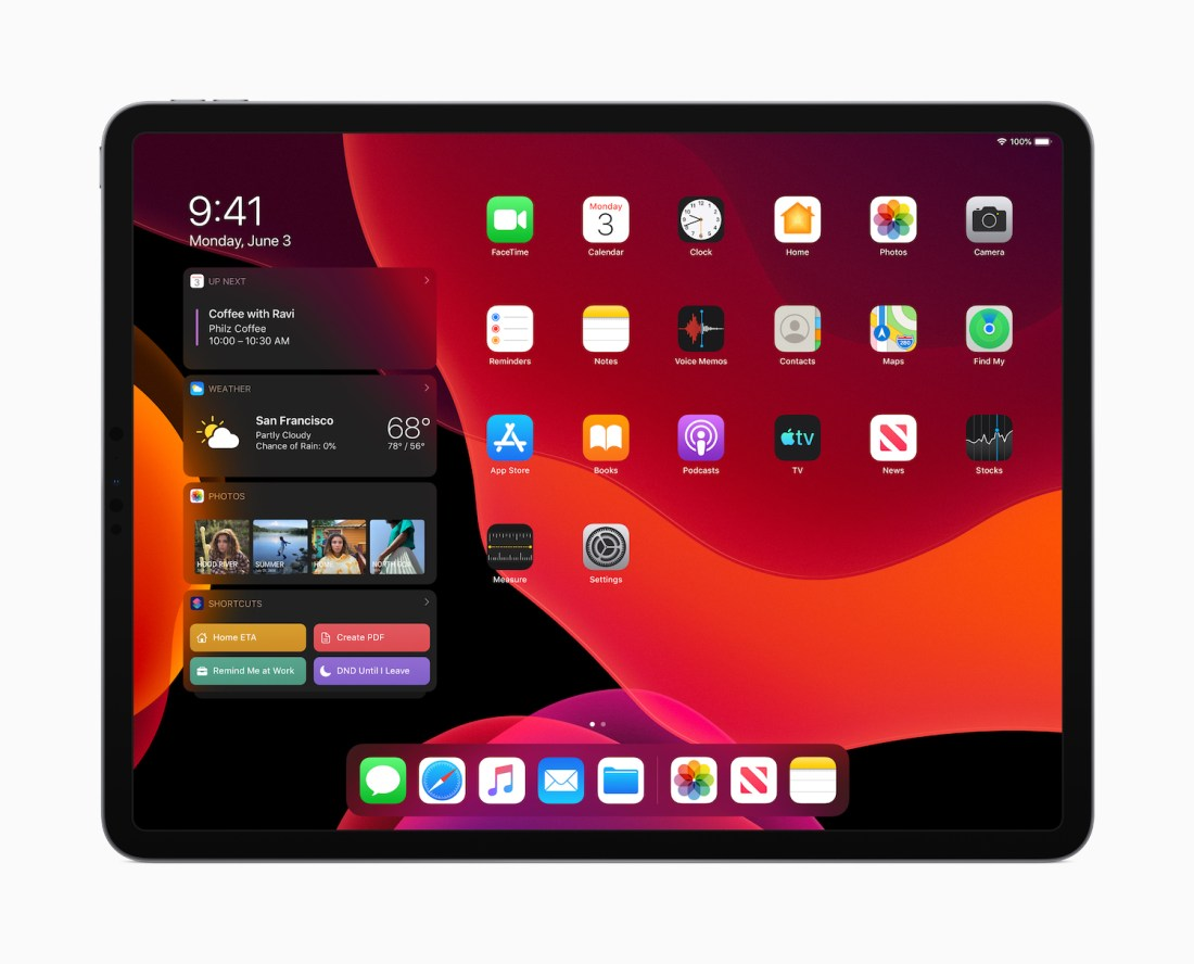 I am soooo excited about iPadOS
